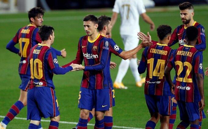 Barcelona Ferencvaros'u gole boğdu