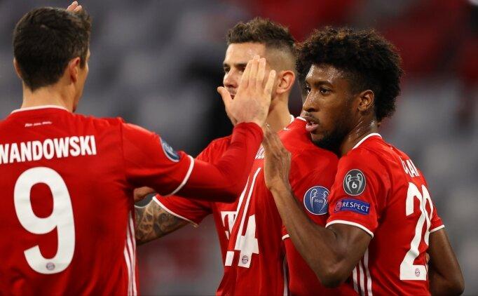 Bayern Münih'ten Atletico Madrid'e 4'lük tarife
