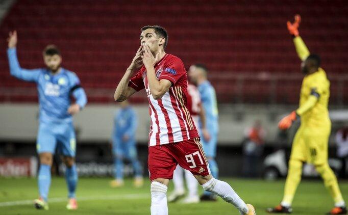 Valbuena asist yaptı, Marsilya 90+1'de yıkıldı