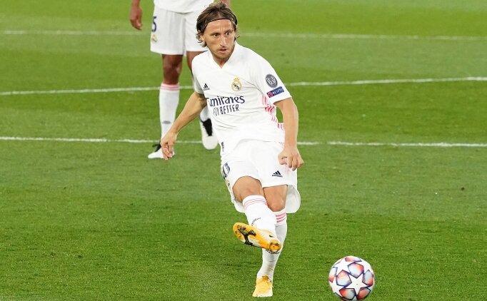 Modric: 'Tottenham'da oynamak için artık fazla yaşlıyım'