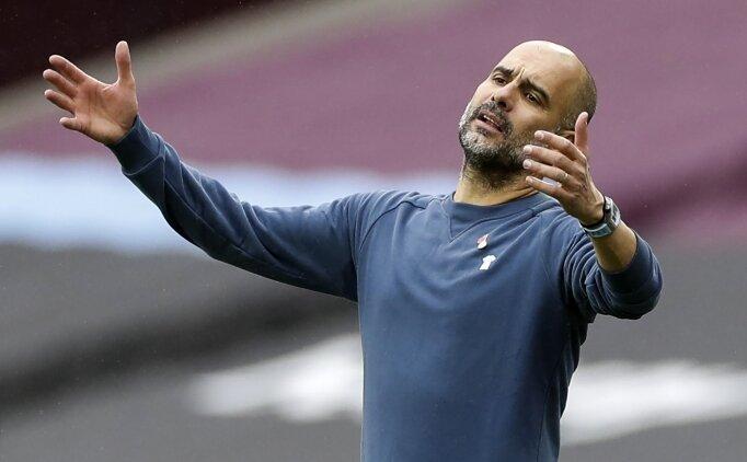 Guardiola: 'Kalite için takım sayısı düşmeli'