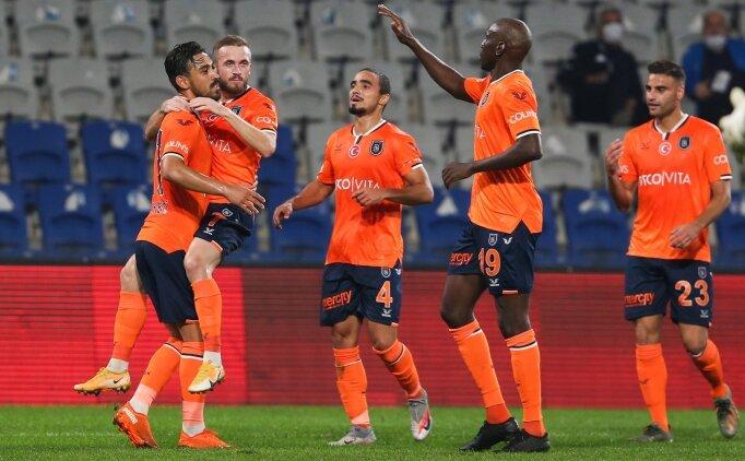 Başakşehir - PSG: İlk 11'ler