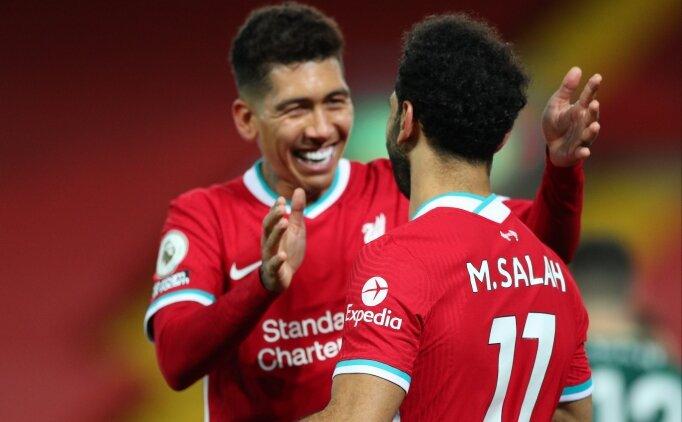 Liverpool sonradan açıldı, 3 puanı kaptı