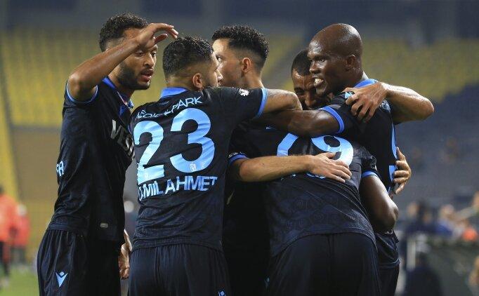 Trabzonspor - Kasımpaşa: İlk 11'ler