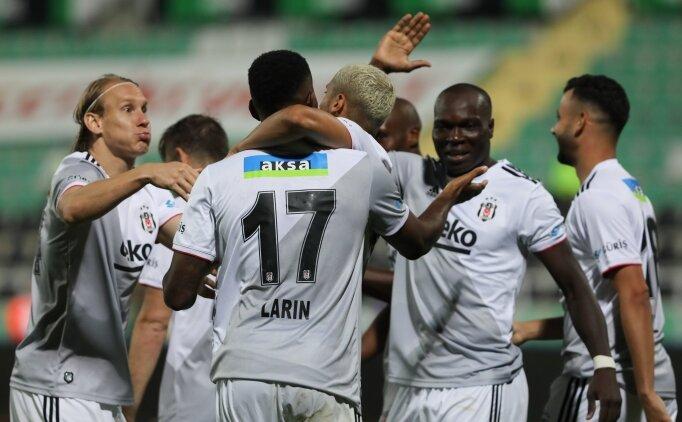 İlk 11'ler: Beşiktaş - Yeni Malatyaspor