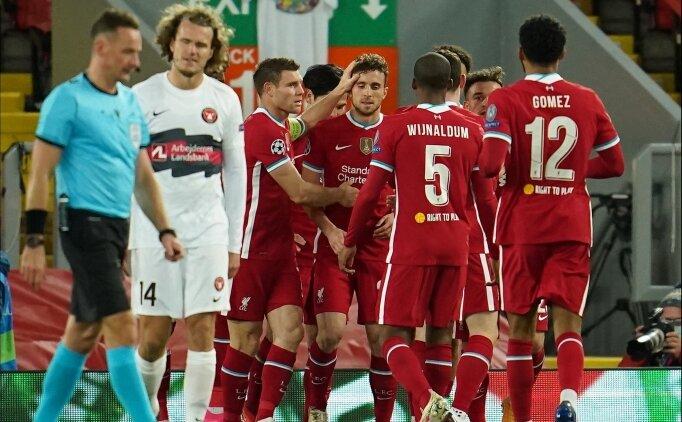 Liverpool hatasız 2'de 2 yaptı