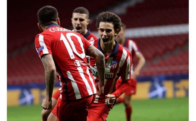 Joao Felix, Atletico'yu zafere taşıdı