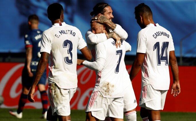 Ramos '500' dedi, Real Madrid 3 puan hediye etti!