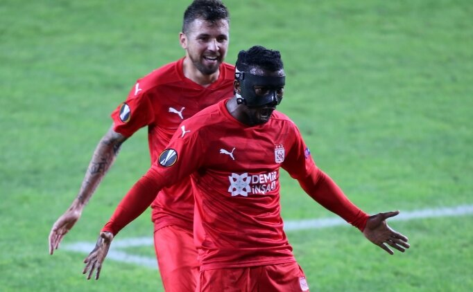 Sivasspor, Avrupa'da 12. maçına çıkıyor