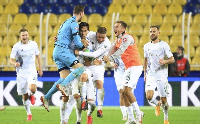 Kravates: 'Fenerbahçe'yi yendiğimiz için mutluyum'
