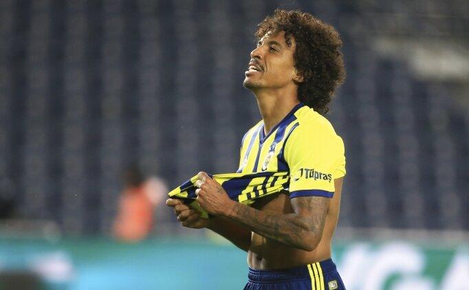 Fenerbahçe, Luiz Gustavo'suz kazanamıyor: %33!