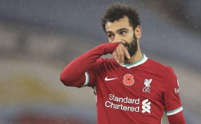Liverpool'da son kayıp; Salah koronavirüse yakalandı