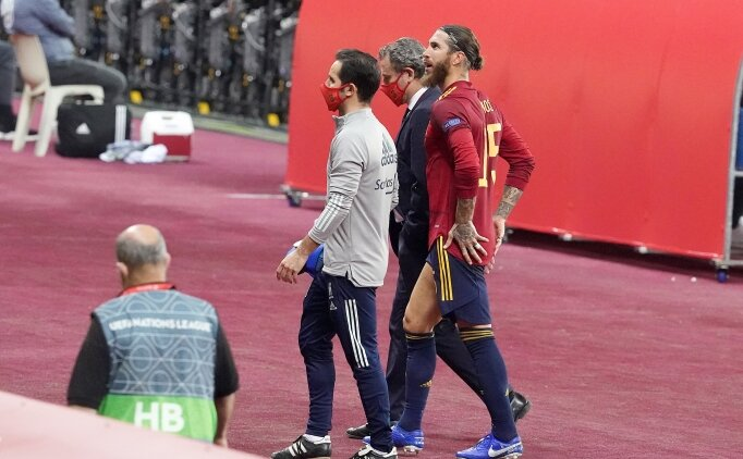 Real Madrid'de defans alarmı