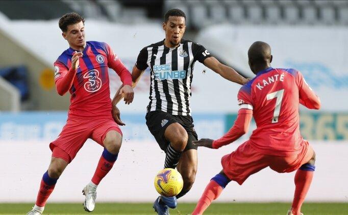 Chelsea, Newcastle'ın sürpriz yapmasına izin vermedi