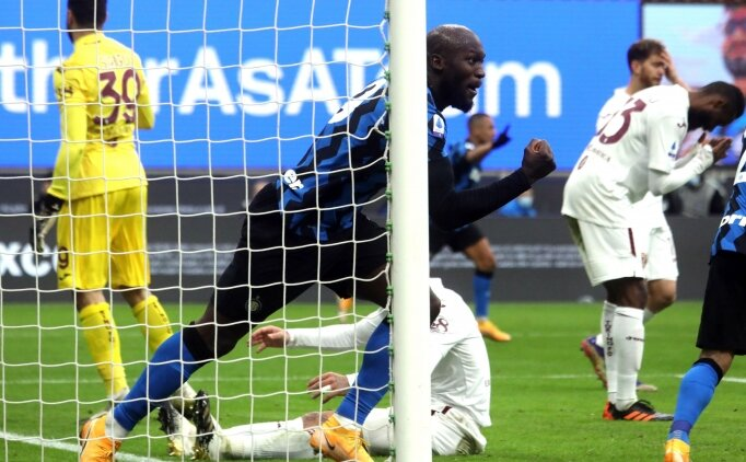 Lukaku, Inter'i krizden kurtardı!