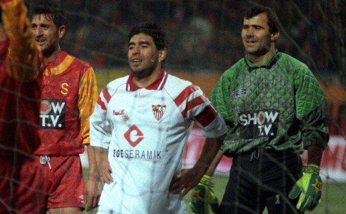 'Maradona'nın İstanbul'da formasını aldım, kaybettim'