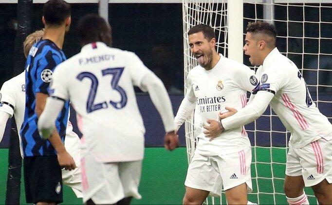 Real Madrid, Inter'i bir daha yendi!