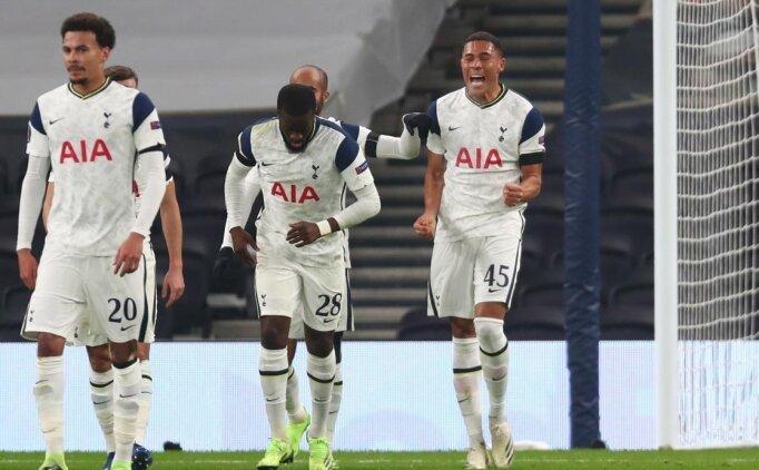 Tottenham Ludogorets'e acımadı, farka gitti