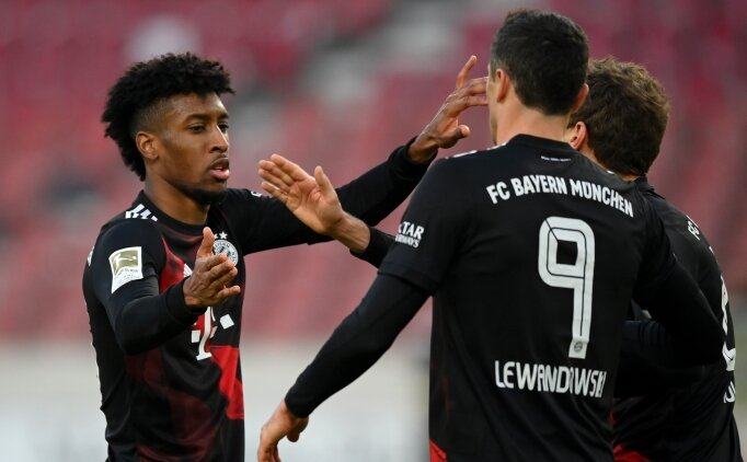 Bayern Münih liderliği bırakmadı!