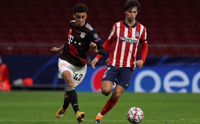 Atletico Bayern karşısında galibiyeti koruyamadı