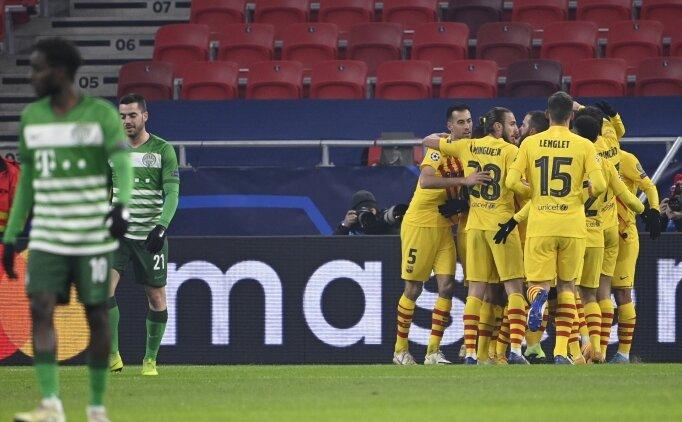 Messi oynamadı, Barcelona 17 yıl sonra ilki başardı