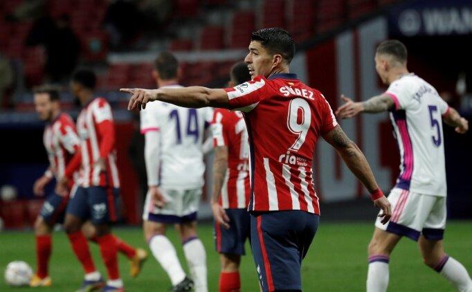 Atletico Madrid, doludizgin devam ediyor!