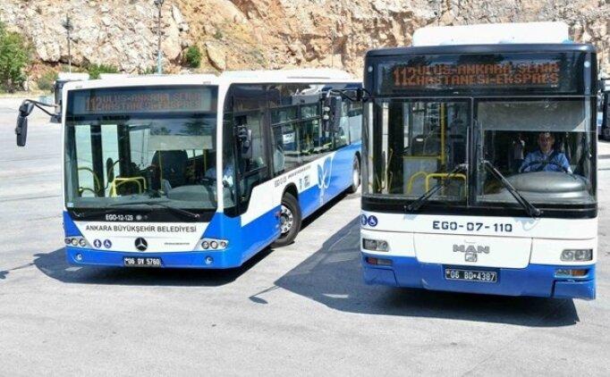 Ego otobüs saatleri, İETT otobüs saatleri, otobüs sefer saatleri (26 Ekim Pazartesi)