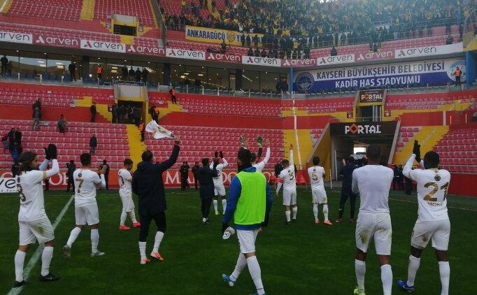 Adnan Erkan: 'Penaltının iptal edilmesi direnci artırdı'