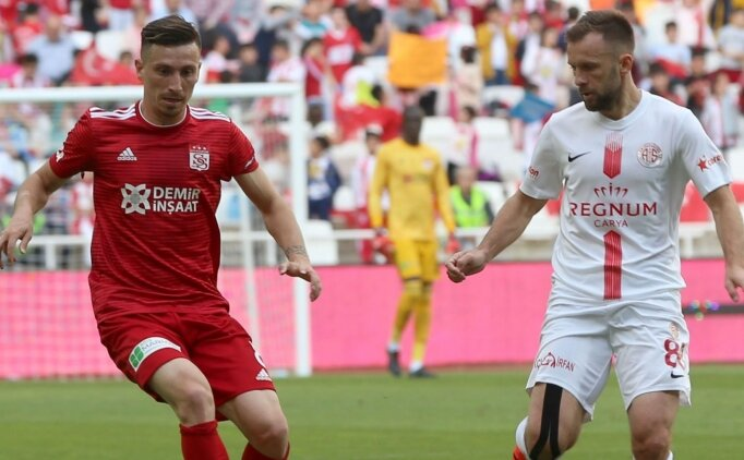 Bilyoner ile maç önü: Antalyaspor - Sivasspor