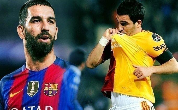 İspanya'da manşet: 'Arda Turan Galatasaray'da, işte maaşı'