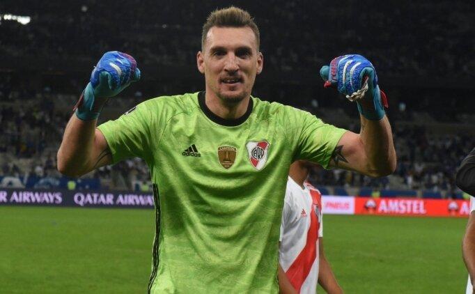 Beşiktaş'ta kale için Kritsyuk cepte, Armani stepne