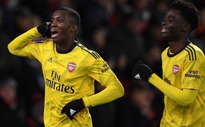 Arsenal gençleriyle turladı