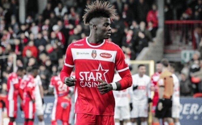 Frank Boya için Trabzonspor'a iki Fransız rakip