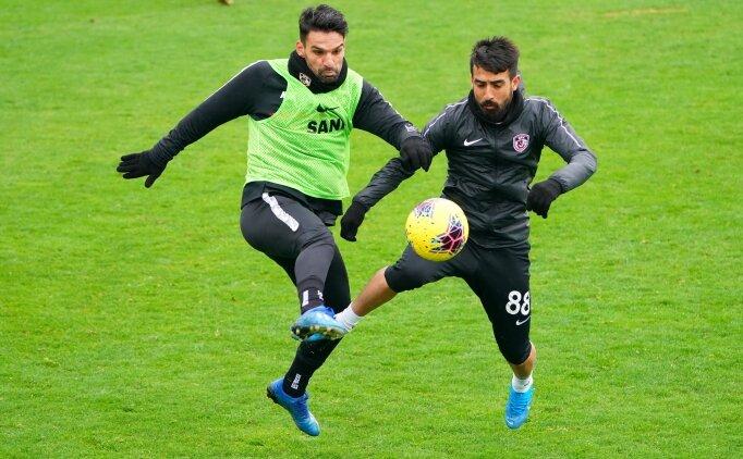 Gaziantep FK'de futbolcular 3 Nisan'da topbaşı yapacak