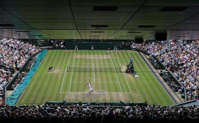 Wimbledon, resmen ertelendi