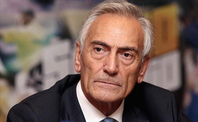 İtalya'da federasyon başkanı: 'Juventus şampiyonluğu istemiyor'