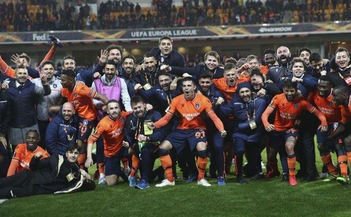 Medipol Başakşehir, son 16 turu ilk maçında Kopenhag'ı konuk ediyor