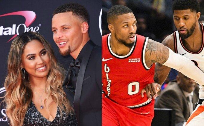 殺死比賽!Curry妻子加入小李和PG、Beverley的罵戰:我老公都擊敗過你們三個啊…-籃球圈