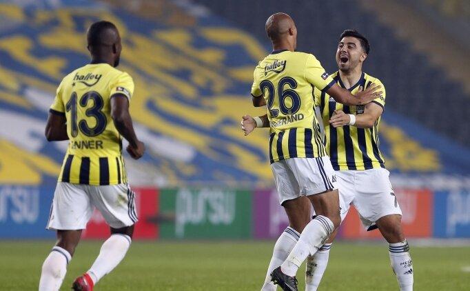 Fenerbahçe'de sezona kafa golleri damga vuruyor