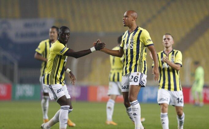 Fenerbahçe duran topları seviyor