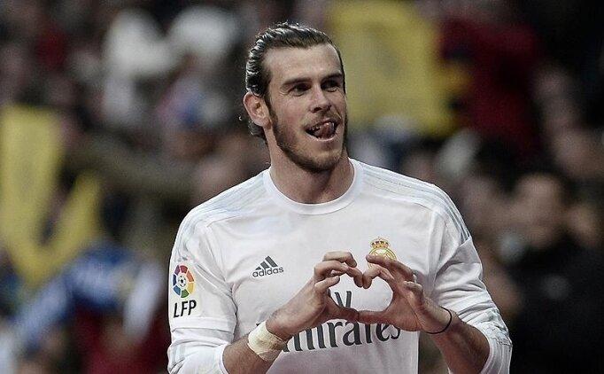 Gareth Bale Tottenham için İngiltere'de