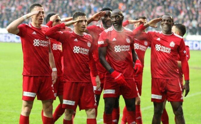 Sivasspor, Liverpool ve Bayern Münih'in başarısı
