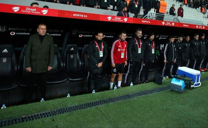 Beşiktaş'ta kriz! Soyunma odası da karıştı!