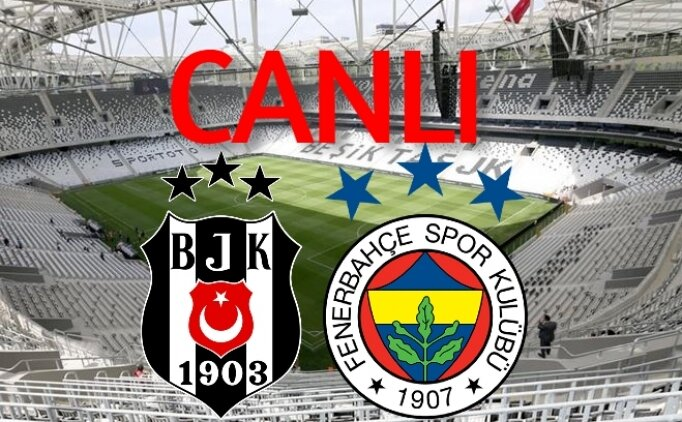 Süper Lig Beşiktaş 2-0  Fenerbahçe maçı özeti, golleri izle