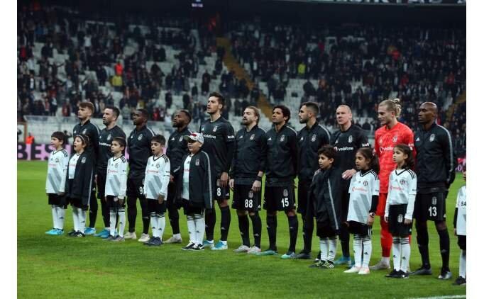 BB Erzurumspor - Beşiktaş: Muhtemel 11'ler