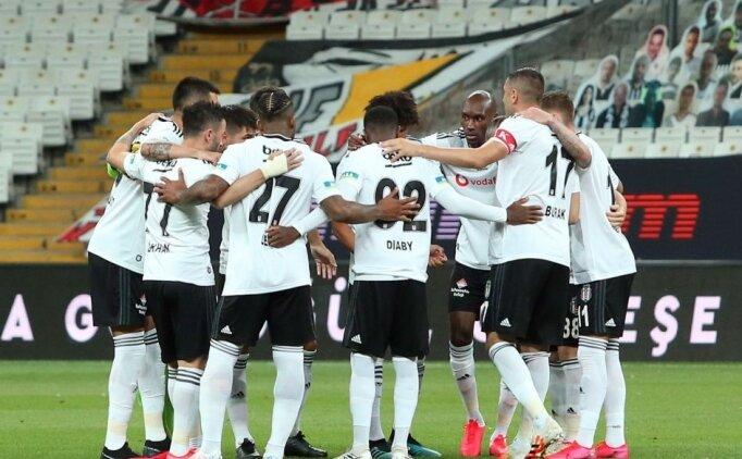 Beşiktaş Malatya'ya 5 eksikle gidiyor