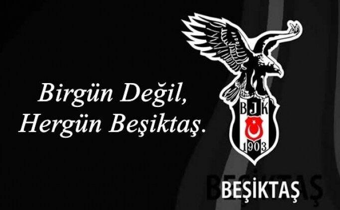 Bugüne özel Beşiktaş anlamlı sözleri yazıları, Beşiktaş tezahürat şiir mesaj (18 Ocak Pazartesi)