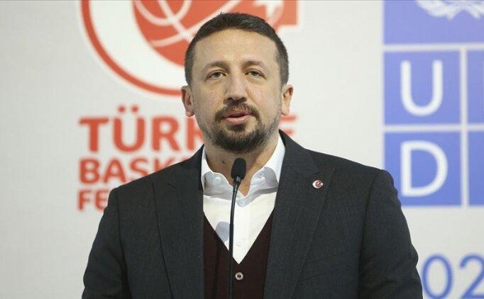 Türkiye Basketbol Federasyonundan Milli Dayanışma Kampanyası'na destek