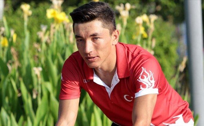 Milli bisikletçi Ahmet Örken: 'Motivasyonumu yüksek tutmaya çalışıyorum'