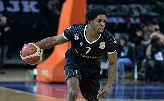 Beşiktaş, ABD'li basketbolcu McKissic ile yollarını ayırdı